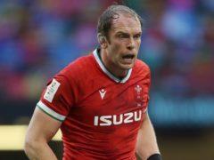 Wales captain Alun Wyn Jones (David Davies/PA)