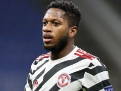 Fred received racist abuse following Manchester United's FA Cup exit (Fabrizio Carabelli/PA)