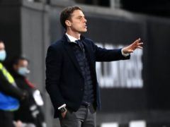 Fulham manager Scott Parker admitted his side did not deserve anything from their 2-1 defeat to Leeds (Andy Rain/PA)