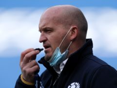 Gregor Townsend is relieved to have his full squad available in Paris (Jane Barlow/PA)