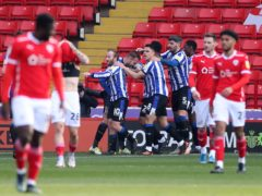 Sheffield Wednesday secured an upset at Barnsley (Danny Lawson/PA)
