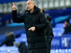 Pep Guardiola has told his Man City players avoiding mistakes is the key to a successful end to the season (Jon Super/PA Images).