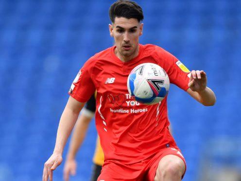 Leyton Orient's Conor Wilkinson scored a late winner at Carlisle (Simon Galloway/PA)