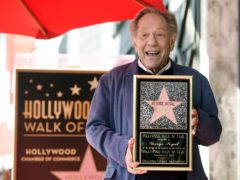 The Goldbergs star George Segal has died at the age of 87, his wife said (Chris Pizzello/Invision/AP, File)