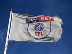The EFL has agreed a £117.5m loan from MetLife Investment Management to help Championship clubs (Nigel French/PA)