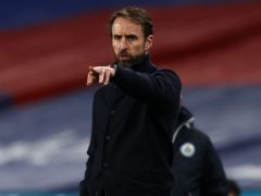 England manager Gareth Southgate (Adrian Dennis/PA)