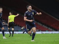 John McGinn scored for Scotland (Jane Barlow/PA)