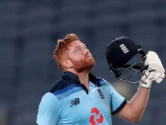 Jonny Bairstow fired a quite brilliant hundred (Rafiq Maqbool/AP)