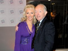 Debbie McGee and Paul Daniels (Ian West/PA)