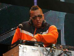 DJ Semtex (Niall Carson/PA)