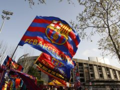 Barcelona's offices were raided on Monday (NIck Potts/PA)