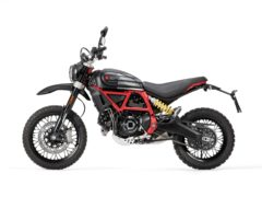 The Scrambler Ducati Fasthouse is limited to just 800 units