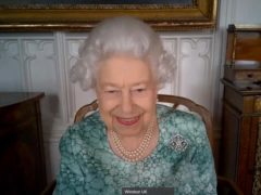 Experts and schoolchildren joined the Queen in a virtual event to mark British Science Week. Buckingham Palace