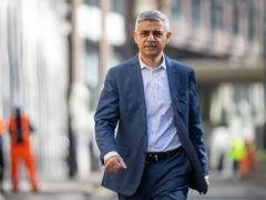 The next Scottish Government is being urged to have directly elected mayors – such as London's Sadiq Khan. (Aaron Chown/PA)