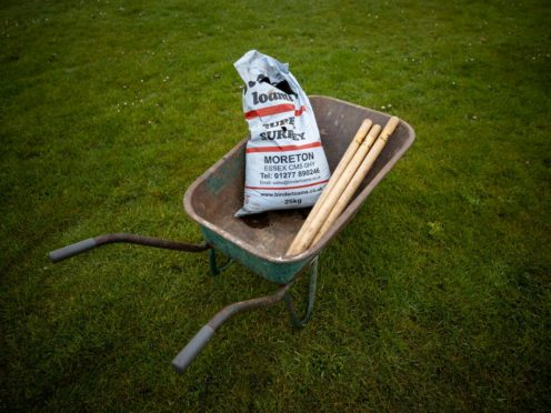 """Special cricket pitch soil used for generations may have to be dug up and replaced due to the Northern Ireland Protocol, a groundsman said. The special clay-containing material known as loam can be obtained from counties in England to give the ball its predictable bounce on the pitch. Post-Brexit bureaucracy has caused problems for suppliers sending a range of goods from Great Britain to Northern Ireland. Carrickfergus Cricket Club groundsman Michael Kennedy said: """"If we do not get this stuff it looks like we are going to have to dig our square up and replace it with something else and that is going to be a disaster."""". PA Photo. Picture date: Tuesday March 09 2021. See PA story POLITICS Brexit Cricket. Photo credit should read: Liam McBurney/PA Wire"""