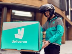 Deliveroo is set to float on the London Stock Exchange (Mikael Buck/Deliveroo/PA)