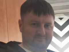 Stephen Brown died after he was hit by a lorry (Police Scotland/PA)