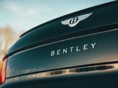 Bentley has a rich history of making luxurious saloon cars