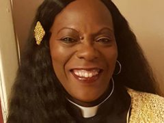Reverend Yvonne Clarke , Church of England deacon (Reverend Yvonne Clarke)