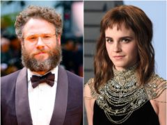 Seth Rogen has sought to clarify his comments regarding Emma Watson on the set of This Is The End (PA)
