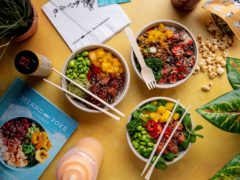 Island Poke is targeting new sites after receiving investment from Hero Brands (Island/PA)