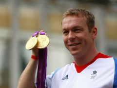 Sir Chris Hoy retired as Britain's most successful Olympian in 2013 (Paul Gilham/PA)