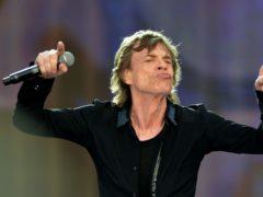 Sir Mick Jagger (Anthony Devlin/PA)