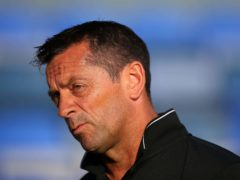 Phil Brown is back at Southend, where he managed for five years (John Walton/PA)