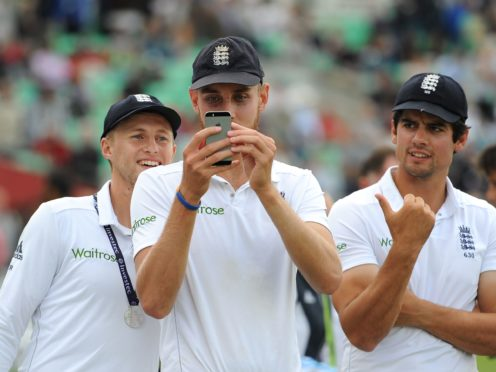 Stuart Broad has said he would consider taking part in a social media boycott (Nigel French/PA)
