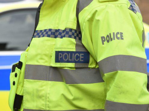 Police condemned the speeding driver (Joe Giddens/PA)