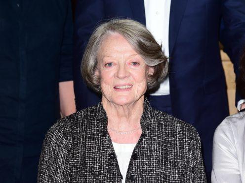 Dame Maggie Smith (Ian West/PA)