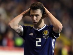 Scotland's Ryan Jack has been ruled out of this summer's European Championships (Andrew Milligan/PA)