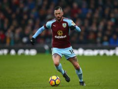 Steven Defour joined Burnley in 2016 for a then club-record fee of £8million (Dave Thompson/PA)