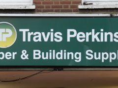 Travis Perkins is demerging from Wickes later this month (Kirsty O'Connor/PA)