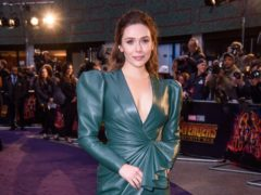 WandaVision star Elizabeth Olsen is among the nominees ahead of the MTV Movie & TV Awards (Matt Crossick/PA)