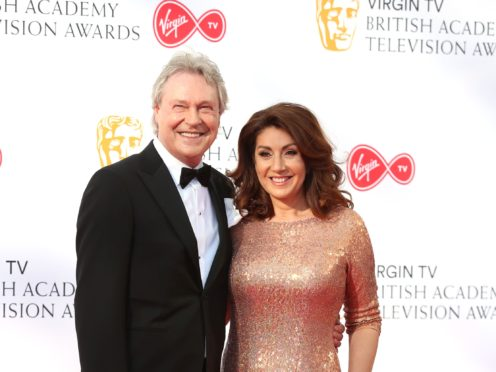 Singer Jane McDonald has announced her partner Eddie Rothe has died aged 67 after being diagnosed with lung cancer (Isabel Infantes/PA)