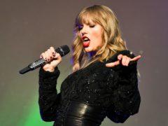 Taylor Swift (Ben Birchall/PA)