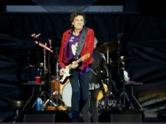 Ronnie Wood said it was 'a lovely surprise' to receive the Freedom of the City of London