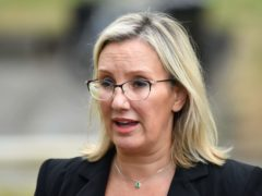 Ms Dinenage faced questions about the availability of the Prime Minister's phone number (Dominic Lipinski/PA)