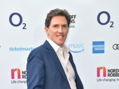 Rob Brydon (Matt Crossick/PA)