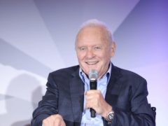 Sir Anthony Hopkins (Carson Nicely/LEAP)