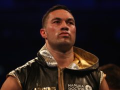 Joseph Parker, pictured, says he will be switched on when he faces Derek Chisora (Nick Potts/PA)