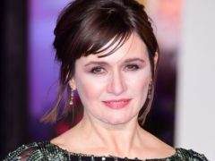 Emily Mortimer is directing a BBC adaptation of the novel The Pursuit Of Love (Ian West/PA)