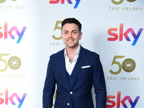 Ray Quinn (Ian West/PA)