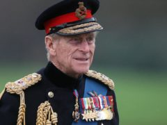 The Duke of Edinburgh (Lewis Whyld/PA)