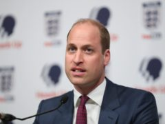 The Duke of Cambridge is the president of the Football Association (Chris Jackson/PA)