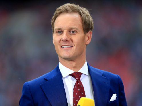 BBC presenter Dan Walker (Mike Egerton/PA)