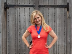 How To Train Your Dragon author Cressida Cowell (Dominic Lipinski/PA)