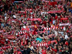 Plans for a European Super League have been heavily criticised by supporter groups associated with the six English clubs involved, including Liverpool (Jane Barlow/PA)