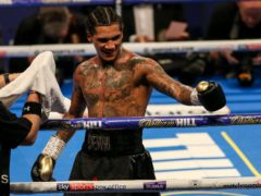 Conor Benn has won all 17 of his professional contests (Paul Harding/PA)